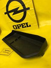 Genuine Opel Kadett C Storage Compartment Dash Board Passenger Side Black