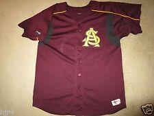 Arizona State Sun Devils #56 Jensen ASU Baseball Game Worn Jersey Pat Tillman