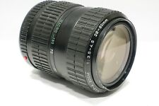 Pentax 28-80mm f3.5-4.5 Takumar-A lens, P/KA camera K series camera mount