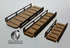 Catwalks - 40k Infinity Necromunda Dark Age Dust Tactics War gaming Terrain