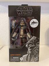 Star Wars The Black Series Hondo Ohnaka Toy Figure