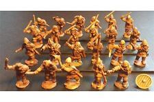 15mm Fantasy Frigian Swordsmen with Shields (16 figures)