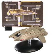Argo shuttle NCC-1701-E - Diecast Metall Modell mit Magazin Star Trek Eaglemoss
