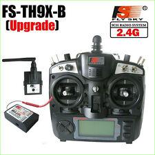 FlySky FS-TH9X-B 2.4G 9CH Radio System Transmitter + FS 2.4Ghz Receiver Mode 2