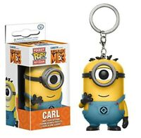 Funko pop key chain carl despicable me 3 llavero minions figura figure figura