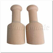 20pcs Salt Scoop Maple Wood Bath Salt Spoon Bath Salt Wooden Spoon 7.3x2.4cm