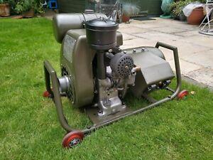 Villiers 25HS 2kw 230v Generator Set