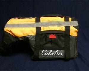 Cabela's Advanced Dog Flotation Vest Size Small EUC