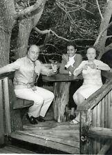 """Marie-Thérèse RICARD, Gérard OURY, Sylvia MONTI "" Photo originale 1968"