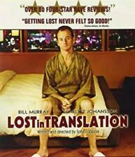 💿 Lost In Translation (Dvd 2003) Widescreen [Rated-R] 102min ~ New
