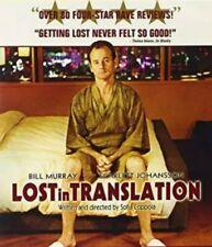 Lost In Translation (Dvd 2003) Widescreen [R] Bill Murphy Scarlett Johansson