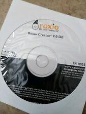 Roxio Creator 9.0 DE Disc CD SEALED pn H025G