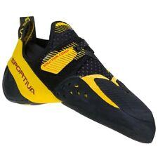 Zapatos Escalada Climbing Zapatos la Sportiva Solution Comp Negro/Yellow