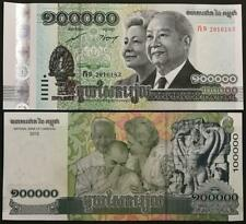 Cambodia 2012 Banknotes 100000 Riels UNC