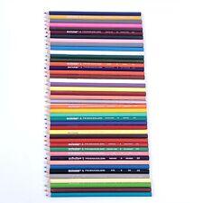 Prismacolor 92807 Scholar Colored Pencils - 42 Gently Used Pencils - Free Ship