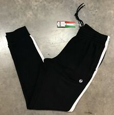 Sergio Tacchini Jogger Pants In Black Sz. M NWT 100% Authentic!