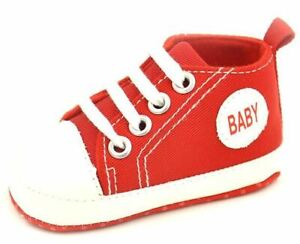 Baby First Walkers Newborn Boy Girl Sneakers Canvas Shoes Infantil Soft Bottom K