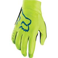 FOX MOUNTAIN BIKE MTB CYCLING FLEXAIR Gloves [FLO YLW] S NEW