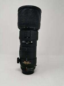 Nikon ED AF Nikkor 300mm F/4 Lens Made In Japan