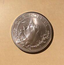 "Bahamas One Dollar 1974 ""You Grade It"" - Conch - Copper Nickel"