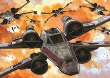 STAR WARS 2 A3 POSTER PRINT GZ1266