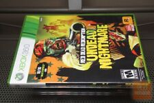 Red Dead Redemption: Undead Nightmare 1st Print (Xbox 360 2010) COMPLETE! - EX!