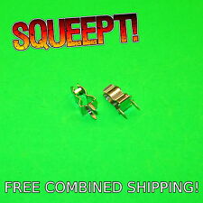 Fuse Clips (Set of 2) - Sega Saturn - Repair Upgrade Part NEW