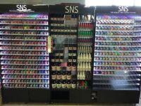 SNS Nail Color Dipping Powder No liquid No Primer No UV light. List F DC7--FC12