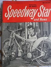 Speedway Star and News 26th November 1965