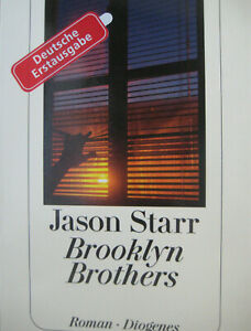 Brooklyn Brothers  Krimi von Jason Starr