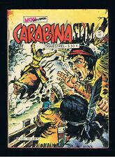 CARABINA SLIM N°127  MON JOURNAL 1980