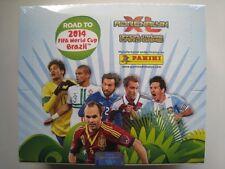 NEW Panini Adrenalyn Xl Card Box 24 Packs Fifa Road to BRAZIL World cup 2014