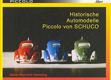 GSPKW HISTORISCHE AUTOMODELLE PICCOLO VON SCHUCO, SALE, STATT 49 €, NEU/NEW/NEUF