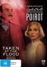 Agatha Christie - Poirot - Taken At The Flood (DVD, 2006)