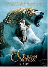 GOLDEN COMPASS GC-SD2007 SAN DIEGO COMIC CON PROMO CARD