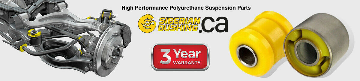 Siberian Bushing Canada