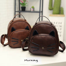 Trendy Cat Lover Backpack for Cute Girl like YOU Day Trip Bag BP043 a F01