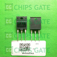 3PCS BU2520AX Encapsulation:TO-3P,Silicon Diffused Power Transistor