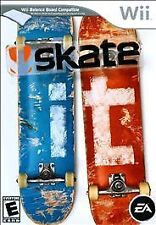 Nintendo Wii Skate It Balance Board Compatible Game  *Sealed*