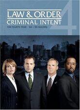 Law & Order - Criminal Intent: The Fourth Year [New DVD] Full Frame, Slim Pack