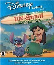 Disney's Lilo & Stitch: Hawaiian Adventure (Windows/Mac, 2002)