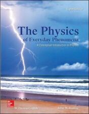 Physics of Everyday Phenomena Connect Access Card- INCLUDES EBOOK!
