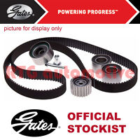 GATES TIMING CAM BELT KIT FOR VW POLO 1.4 1.9 DIESEL (2001-) TENSIONER POWERGRIP