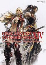 FINAL FANTASY XIV Stormblood Art of the Revolution FF 14 Artbook Japanese
