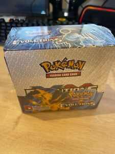 Pokémon XY EVOLUTION Display Booster Box Sealed/MINT PROXY(REPLICA) 36anglais