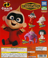 Takara Tomy Disney Pixar Incredibles 2 Jack Jack Collection Gashapon Set of 4pcs