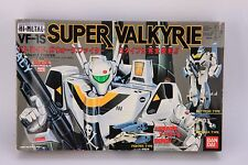 1990 Takatoku Japan 1/55 Macross VF-1S Armored Valkyrie GBP-1S Boxset Robotech