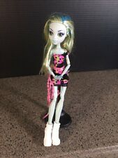 Monster High Lagoona Blue Student Disembody Council Doll Lot