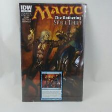 Magic the Gathering Spell Thief #3 Comic Standstill  IDW