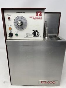 Hoefer RCB 300 Circulating Water Bath